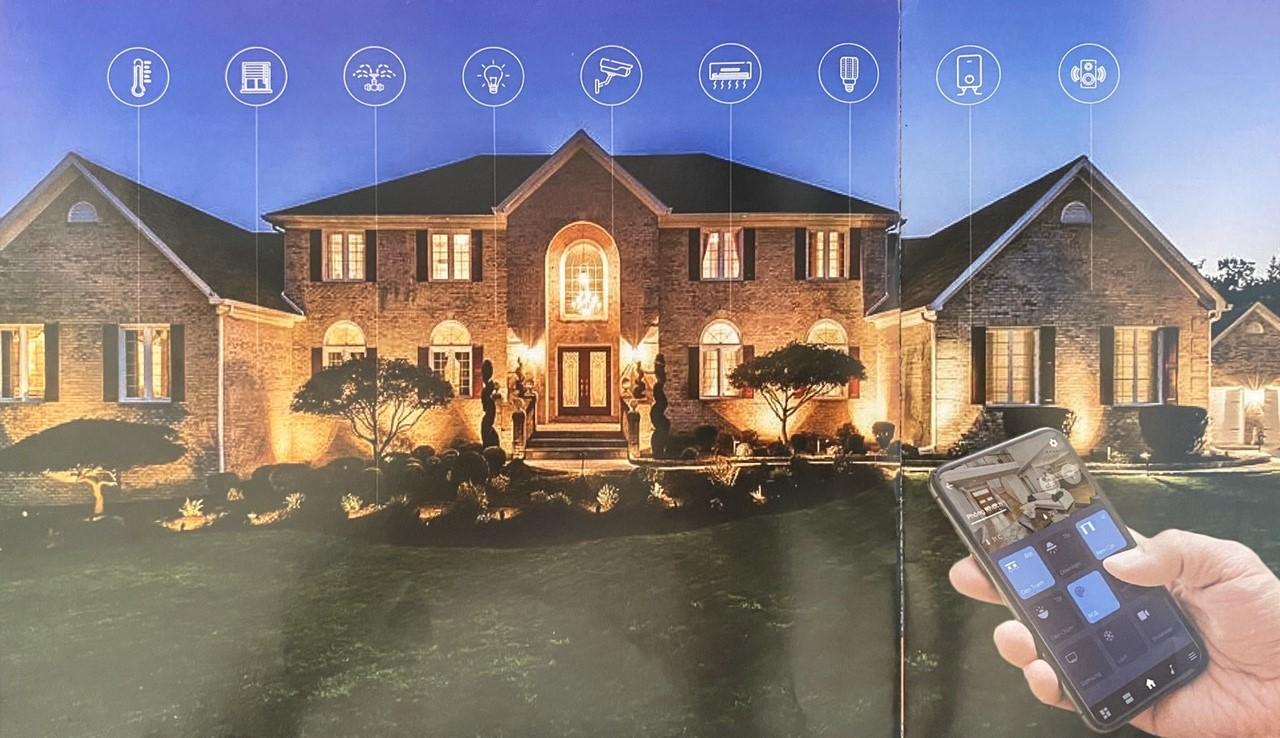 Smarthome điều khiển bằng Smartphone