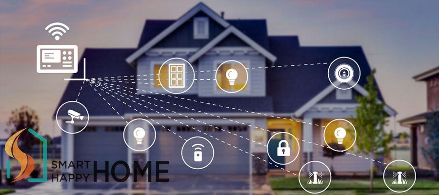 Mô hình nhà thông minh an toàn