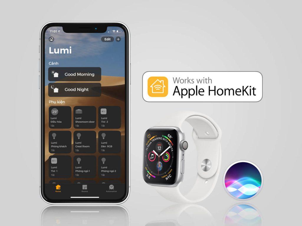 Lumi Smarthome - Giải pháp nhà thông minh LUMI